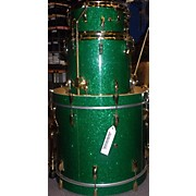 PRECISION DRUM CO 3 Piece 8-Ply Maple Drum Kit