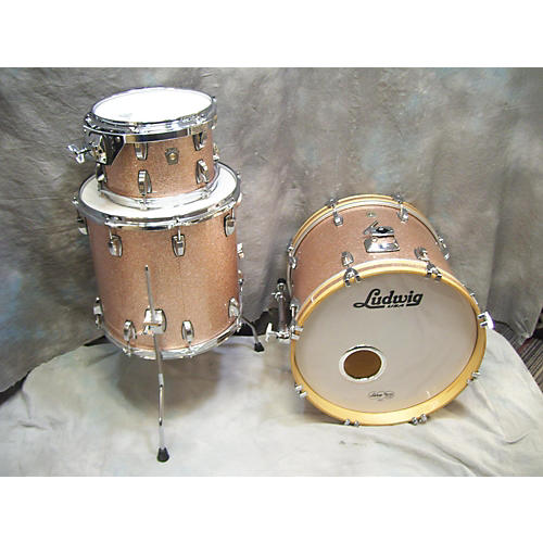 Used Ludwig Drums : used ludwig 3 piece classic maple drum kit guitar center ~ Vivirlamusica.com Haus und Dekorationen