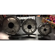 Remo 3 Piece Dynamax Roto Toms