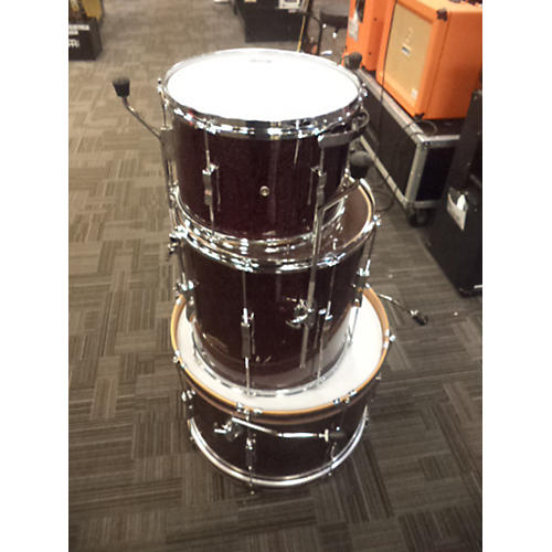 Ludwig 3 Piece Fab 3 Drum Kit-thumbnail