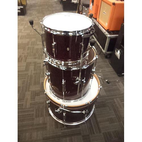 Ludwig 3 Piece Fab 3 Drum Kit