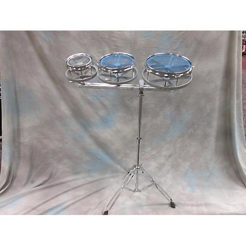 GP Percussion 3 Piece RT68 Roto Toms Roto Toms