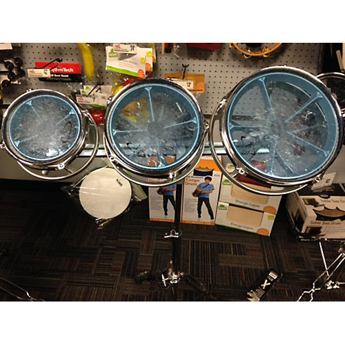 Groove Percussion 3 Piece RT68 Roto Toms