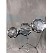 Remo 3 Piece Rototom Roto Toms