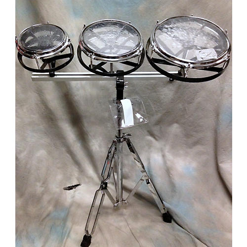 CODA Drums 3 Piece Standard Roto Toms-thumbnail