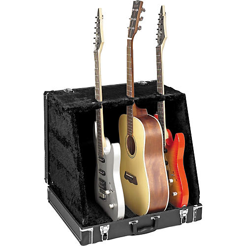 Road Runner 3 Space Guitar Stand Case Guitar Center
