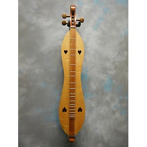 Pre-owned Miscellaneous 3 String Dulcimer by