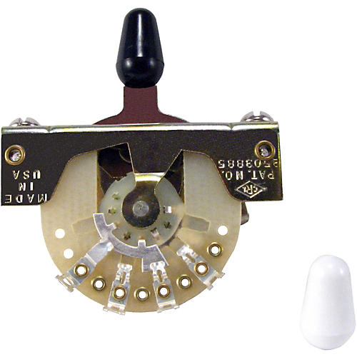 Ernie Ball 3-Way Strat and Tele Pickup Selector Switch-thumbnail