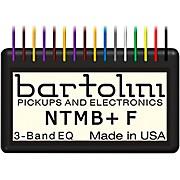 3-band Pre-amp Module