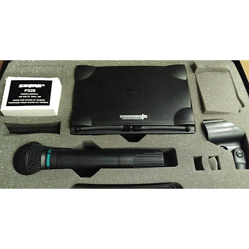 Shure 3.1 Handheld Wireless System-thumbnail