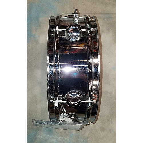PDP by DW 3.5X13 Chrome Over Steel Drum