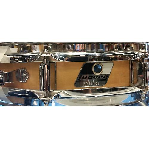 Ludwig 3.5X13 Maple Picolo Snare Drum