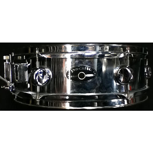 PDP by DW 3.5X13 Pacific Series Snare Chrome Drum-thumbnail