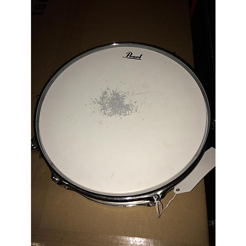 Pearl 3.5X13 Steel Shell Snare Drum