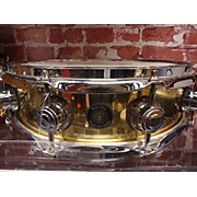 DW 3.5X14 Collector's Series Brass Snare Drum
