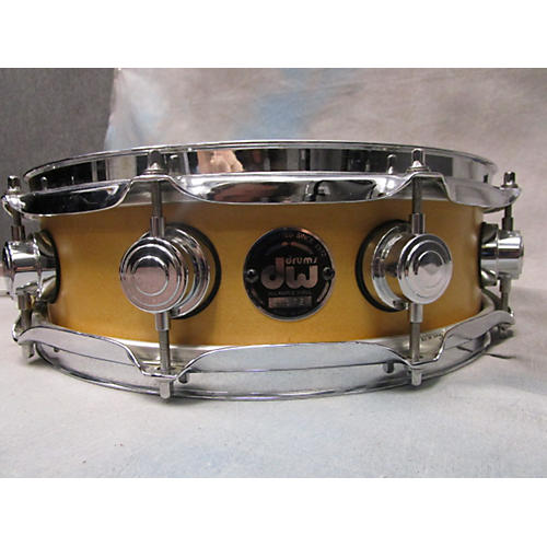 DW 3.5X14 Collector's Series Maple Snare Drum-thumbnail