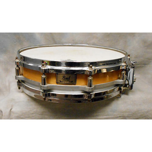 Pearl 3.5X14 Free Floating Snare Drum Natural 106