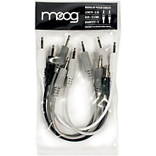 "Moog 3.5mm TS cables 6"" long for the Mother-32 (Pack of 5)"