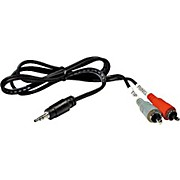 Livewire 3.5mm to Dual RCA Cable