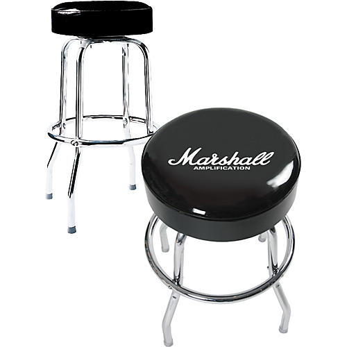 Marshall 30 Inch Guitarist Stool 2 Pack Guitar Center