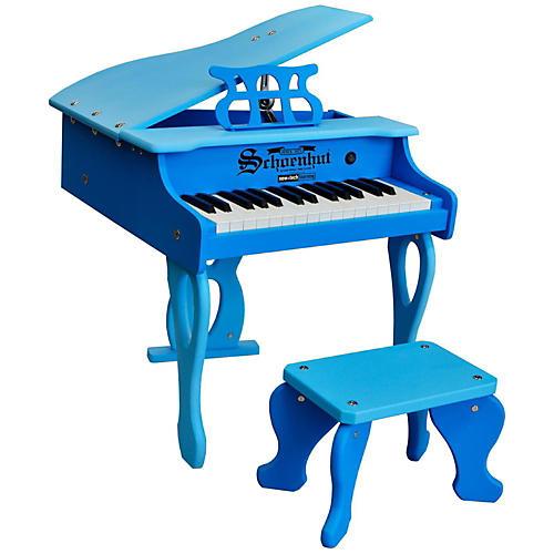 Schoenhut 30-Key 2 Tone Baby Grand-thumbnail