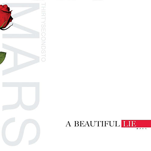 Universal Music Group 30 Seconds To Mars - A Beautiful Lie [LP]
