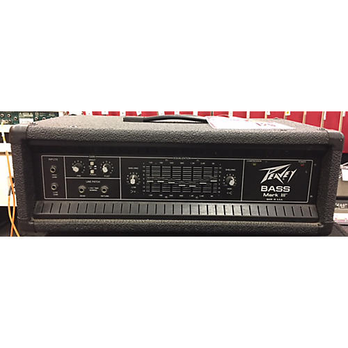 used peavey 300 chp bass amp head guitar center. Black Bedroom Furniture Sets. Home Design Ideas