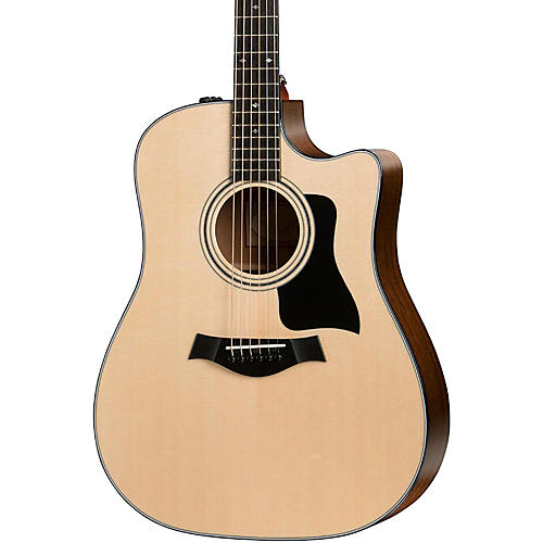 Taylor 300 Series 310ce Dreadnought Acoustic-Electric Guitar-thumbnail