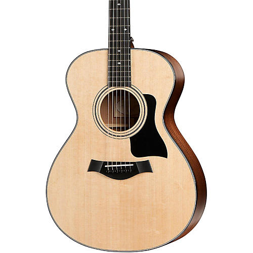 Taylor 300 Series 312 Grand Concert Acoustic Guitar-thumbnail