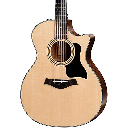 Taylor 300 Series 314ce Grand Auditorium Acoustic-Electric Guitar-thumbnail