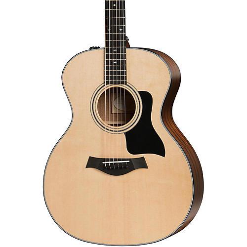 Taylor 300 Series 314e Grand Auditorium Acoustic-Electric Guitar-thumbnail
