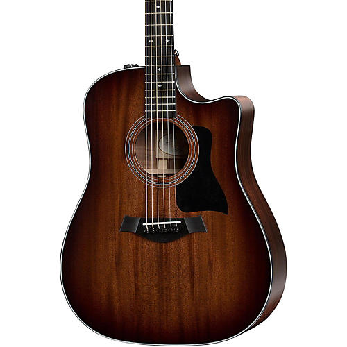 Taylor 300 Series 320ce Dreadnought Cutaway ES2 Acoustic-Electric Guitar-thumbnail