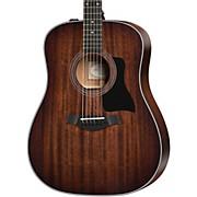 Taylor 300 Series 320e-SEB Dreadnought Acoustic-Electric Guitar