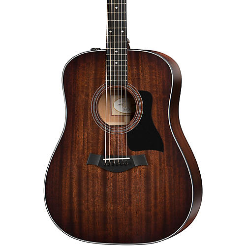 Taylor 300 Series 320e-SEB Dreadnought Acoustic-Electric Guitar