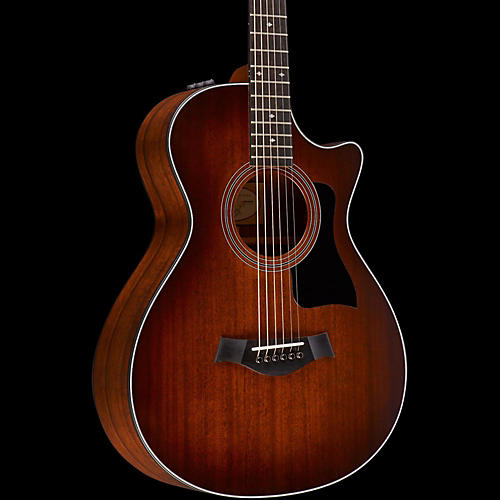Taylor 300 Series 322ce-SEB 12-Fret Grand Concert Acoustic-Electric Guitar-thumbnail