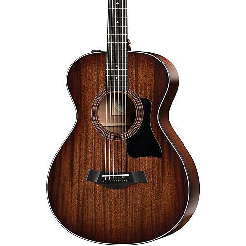 Taylor 300 Series 322e 12-Fret-SEB Grand Concert Acoustic-Electric Guitar