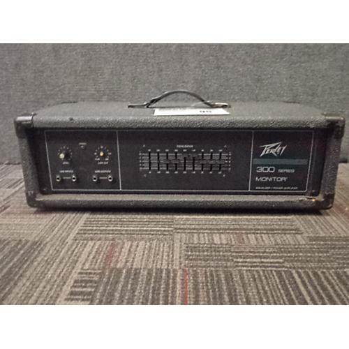 Peavey 300 Series Powered Monitor Powered Mixer-thumbnail