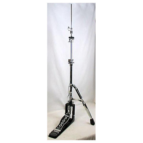 used dw 3000 series 2 legged hi hat stand hi hat stand guitar center. Black Bedroom Furniture Sets. Home Design Ideas
