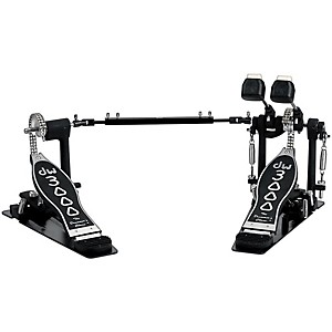 DW 3000 Series Double Bass Drum Pedal by DW