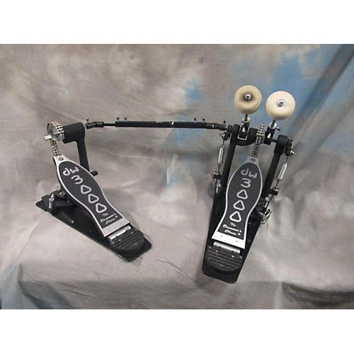 DW 3000 Series Double Double Bass Drum Pedal-thumbnail