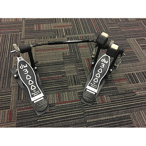DW 3000 Series Double Double Bass Drum Pedal-thumbnail