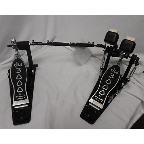 DW 3000 Series Double Double Bass Drum Pedal