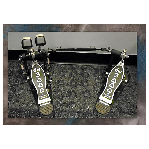 DW 3000 Series Double Left Handed Double Bass Drum Pedal-thumbnail
