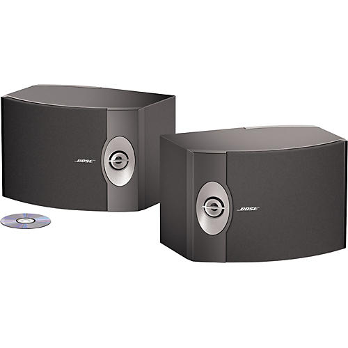 Bose 301 Direct/Reflecting Speaker System (Pair)-thumbnail