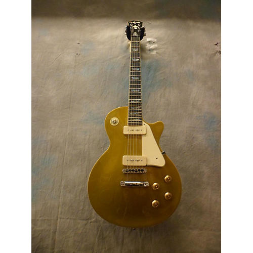 Agile 3010 Solid Body Electric Guitar Gold