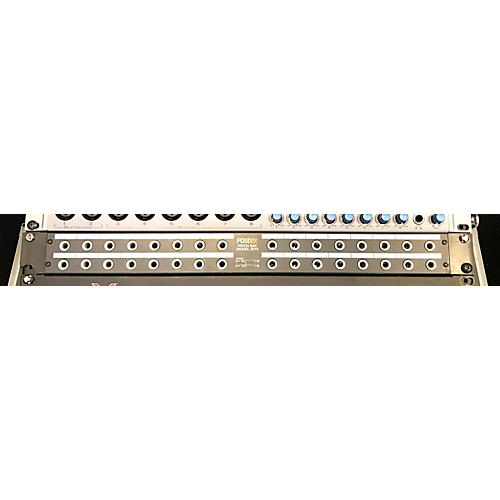 Fostex 3013 Patch Bay