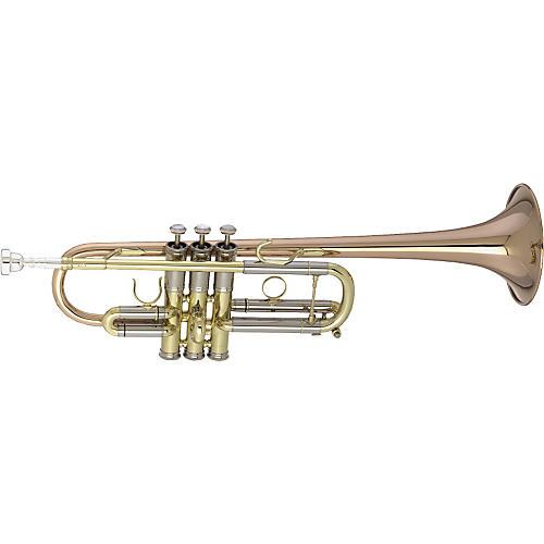 Getzen 3071 Custom Series C Trumpet Lacquer