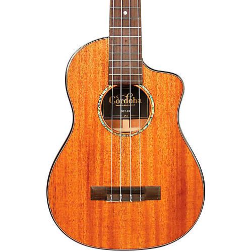 Cordoba 30T-CE Tenor Acoustic-Electric Ukulele