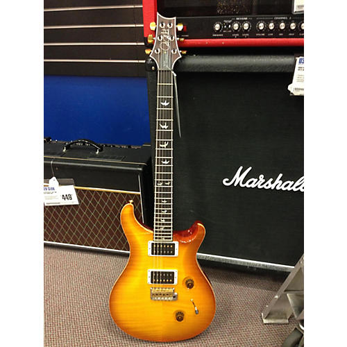 PRS 30TH ANNIVERSARY Solid Body Electric Guitar Amber