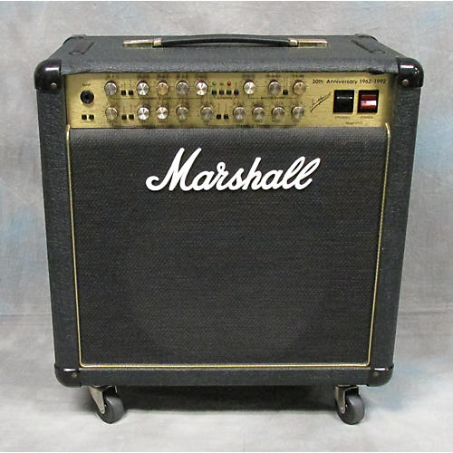Marshall 30th Anniversary 1962-1992 Tube Guitar Combo Amp-thumbnail